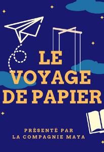 le voyage de papier